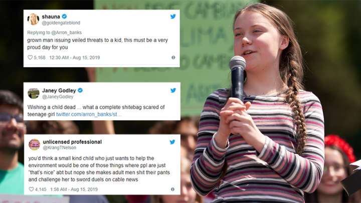 Greta Thunberg Boats To The Us To Fight Climate Change