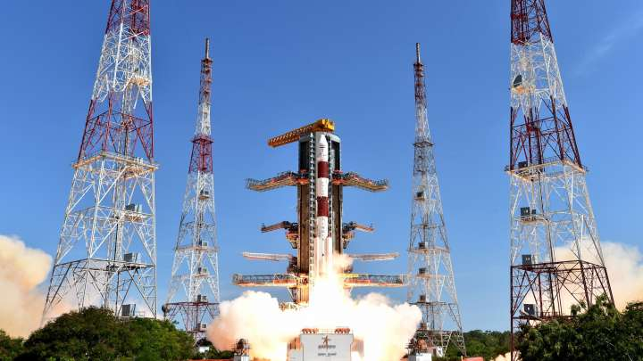 India's Launch Of Twenty Satellites Looked Absolutely Awesome