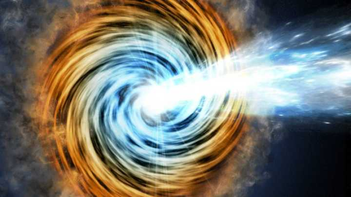 Gamma Rays Detected From Halfway Across The Galaxy