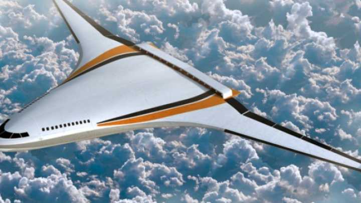What Commercial Aircraft Will Look Like In 2050 | IFLScience