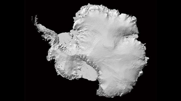 This Is The Best Terrain Map Of Antarctica Ever Created