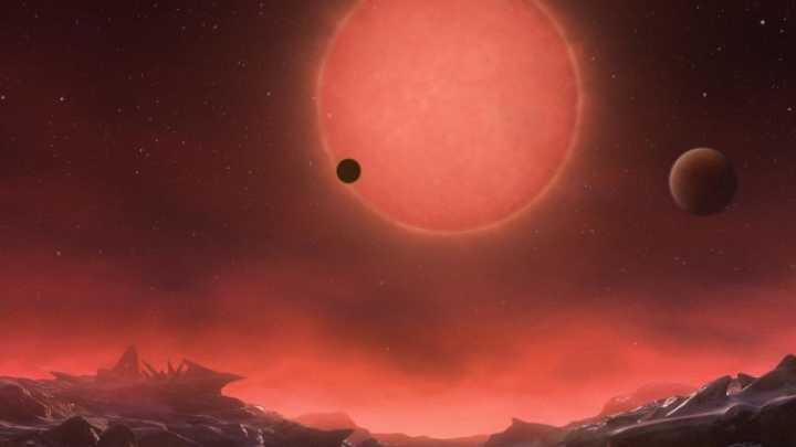 �ultracool� dwarf star hosts three potentially habitable