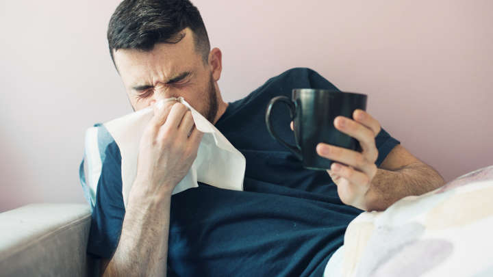 Does Green Mucus Mean You're Infectious And Need Antibiotics?