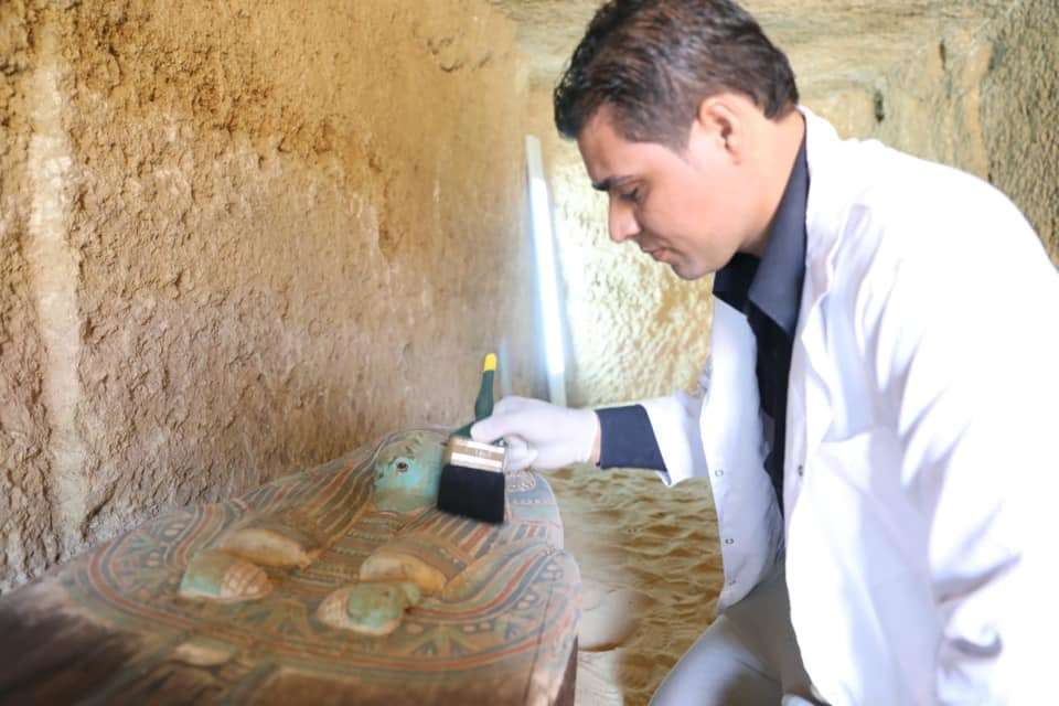 Stunning Ancient Egyptian Sarcophagi Found in 4,500-Year-Old Cemetery - image content-1557160057-59623982-2275957012449936-204210941712138240-n on https://alldesingideas.com