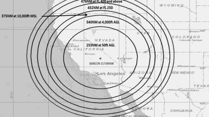 Mysterious Tests Will Scramble GPS Signals On America's West Coast This Month