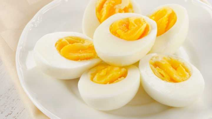Scientists Work Out How To Unboil Eggs