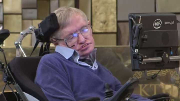Black Holes Aren't As Black As Thought, Says Stephen Hawking In New Theory