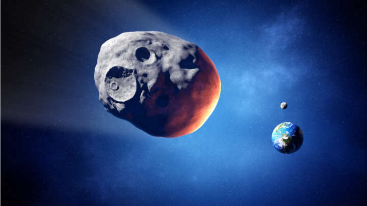 A Bus-Sized Asteroid Is About To Swing Past Earth, Three Times Closer To Us Than The Moon