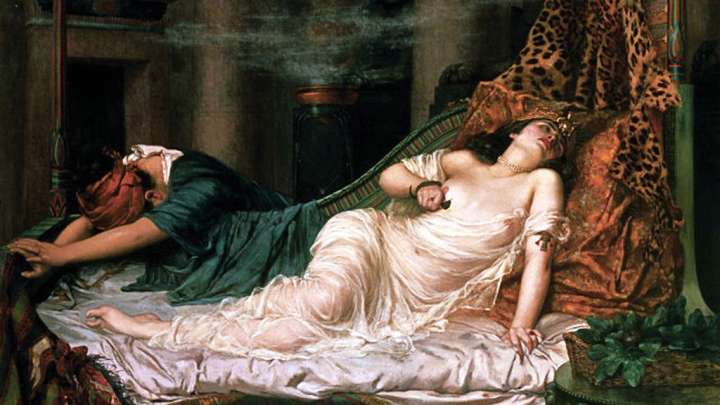 The Lost Tomb Of Antony And Cleopatra Might Soon Be Found Iflscience