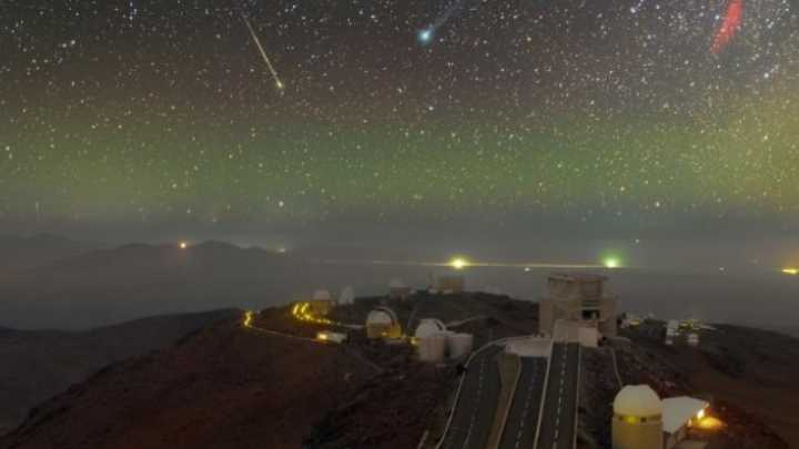 This Single Image Contains 6 Celestial Phenomena. How Many Can You Name?