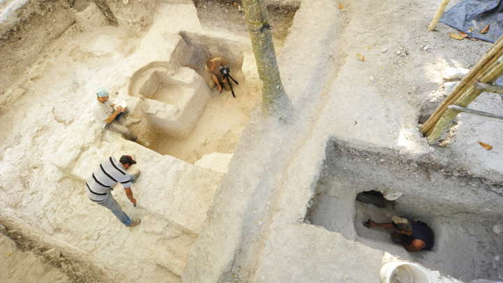 Image result for Most Intact Ancient Steam Bath Used In Mayan Rituals Discovered In Guatemala