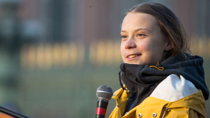 Newly Discovered Snail Species Named After Climate Activist Greta Thunberg