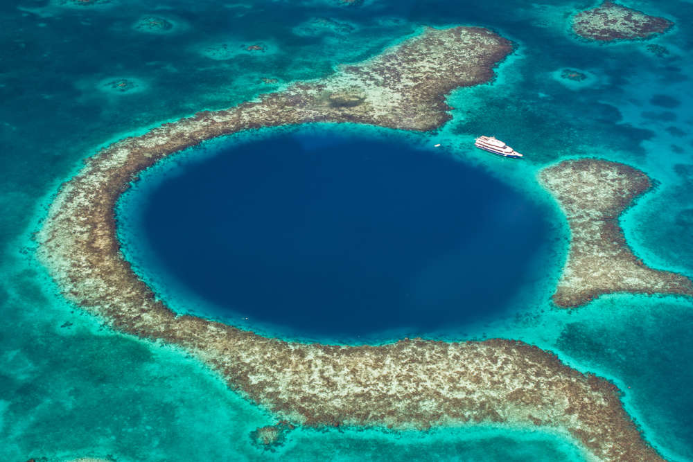 What's At The Bottom Of The Great Blue Hole?
