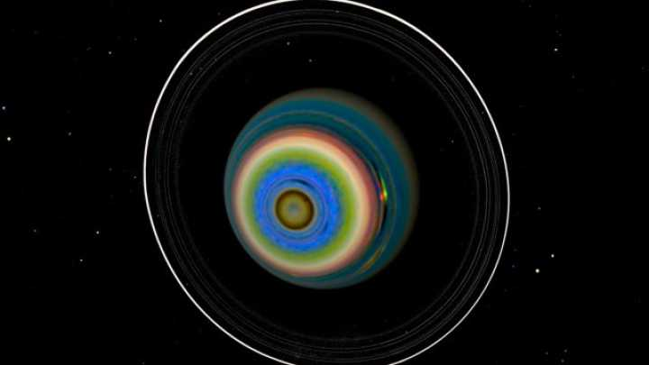 Voyager 2 Images Reveal New Insight To Inner Structure of Uranus