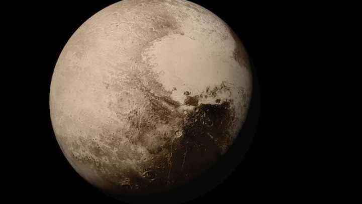 Enormous BITE MARK Spotted On Pluto
