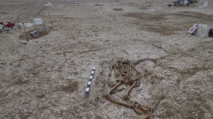 Ancient Cemetery Found Just A Stone's Throw From Stonehenge