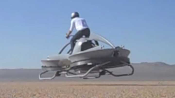 Hovercraft Coming To Market in 2017