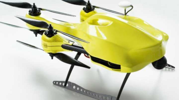Ambulance Drone' Could Drastically Increase Heart Attack
