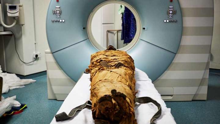 You Can Now Listen To The Voice Of A 3,000-Year-Old Egyptian Mummy