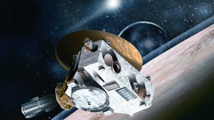 New Images Of Pluto From New Horizons Will Arrive This Week