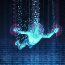 If we were in a hyper-realistic simulation, a la The Matrix, would it be possible to find out?
