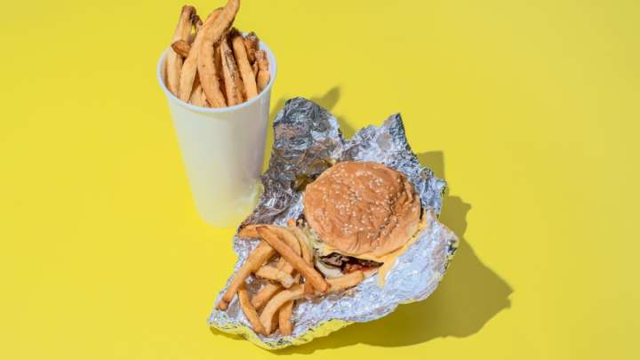 What 2,000 Calories Looks Like At Every Major Fast-Food Chain