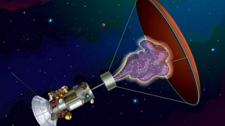 Antimatter Spacecraft Could Sail To Alpha Centauri In Just 40 Years
