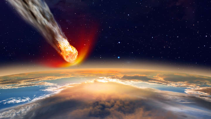 Image result for Metal From Dinosaur-Killing Asteroid Kills Cancer Cells When Blasted With Light