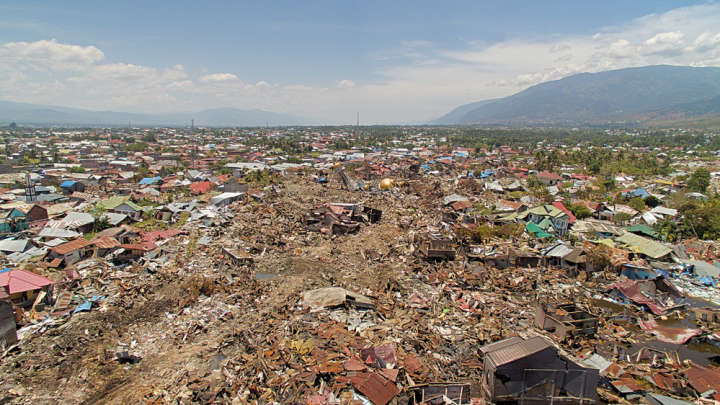 Scientists Uncover What Caused The Devastating Indonesian Earthquake – And Predict What It Means For The Future