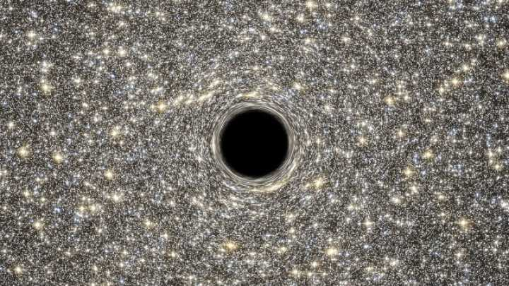 Astronomers Find Smallest Galaxy With Supermassive Black Hole