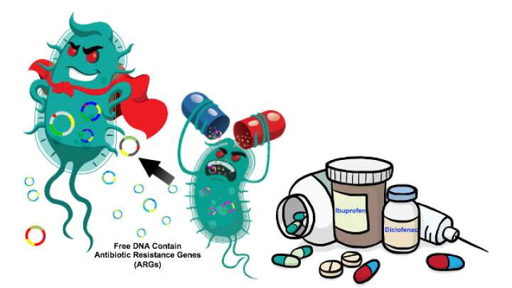 Researchers Discover the Genetic Root of Antibiotic Resistance