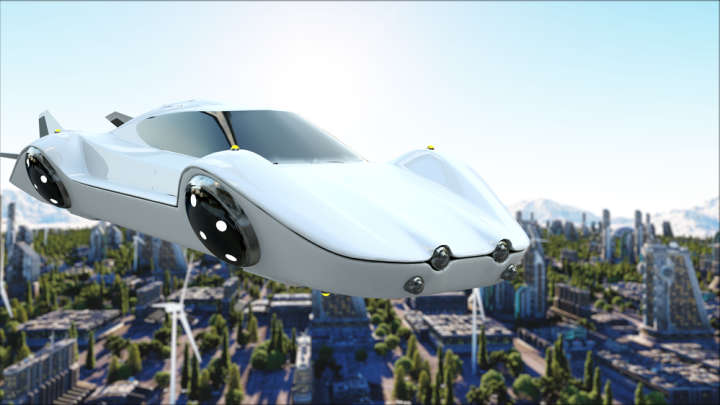 Uber Is Working With Nasa To Introduce Flying Cars To Los