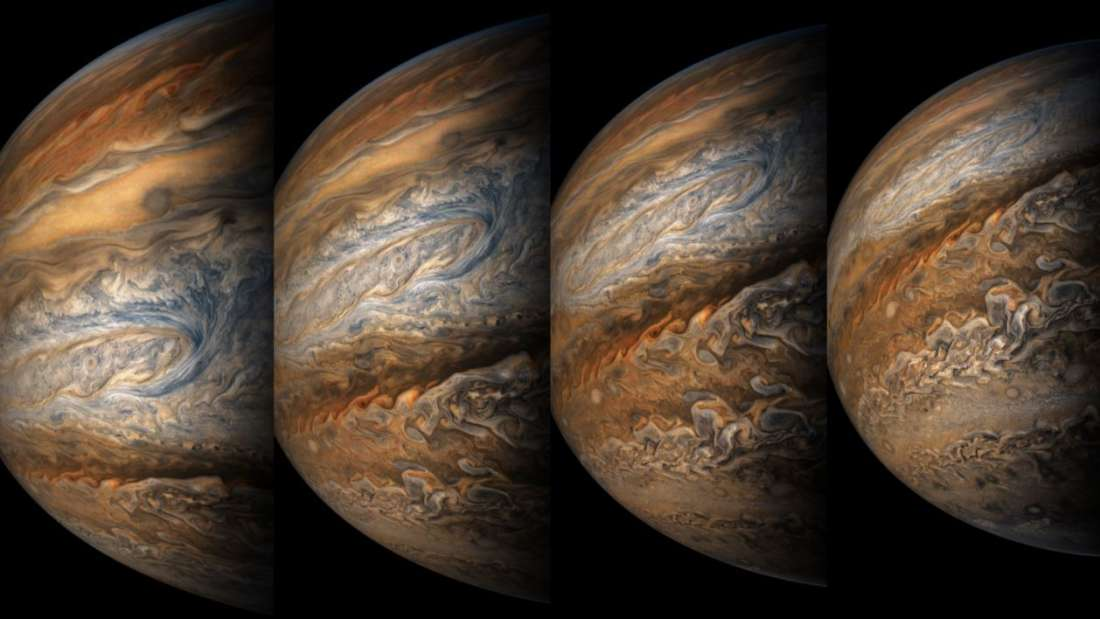 <div>New Images Of Jupiter Are In And They're Ridiculously Awesome</div>