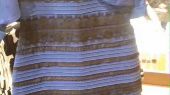 The Science Of Why This Dress Looks Different Colors To Different People
