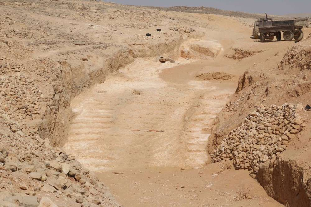 New Discovery Finally Explains How The Egyptians Built Their Great Pyramids