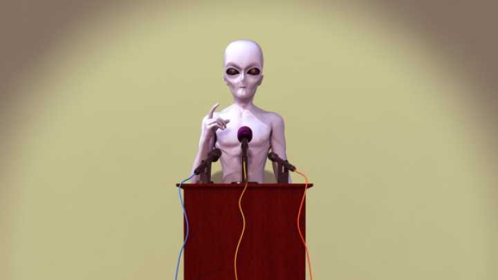 How Do We Tell The World That We've Found Alien Life?