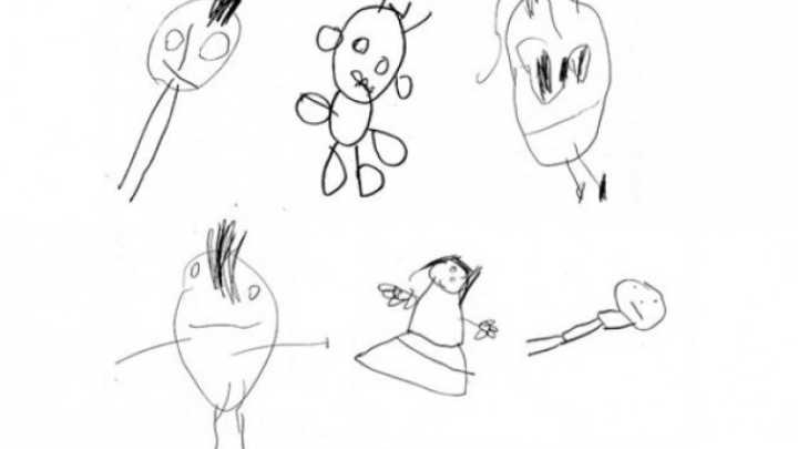 Childhood Drawings May Indicate Intelligence As Teenagers