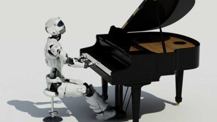 DARPA Is Building Jazz-Playing Robots