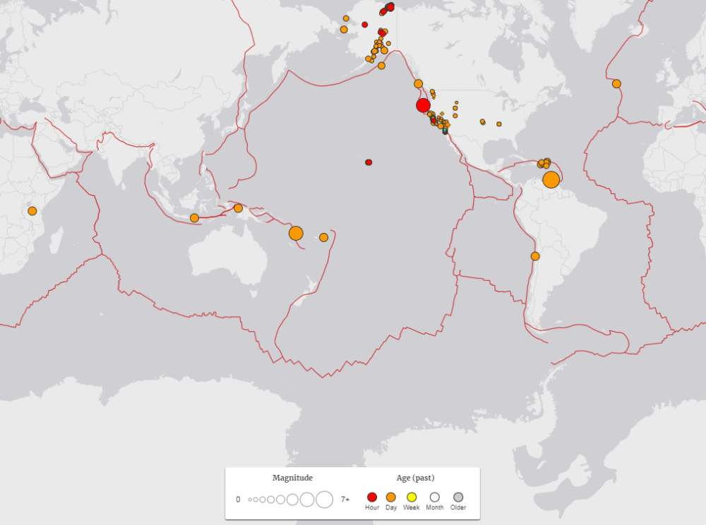 Here's What You Need To Know About Those Quakes Along The Ring Of